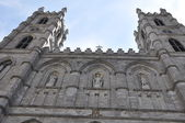 Notre-Dame Basilica in Montreal — Stock Photo