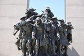 National War Memorial in Ottawa — Stock Photo