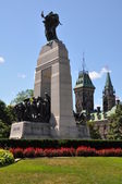 National War Memorial in Ottawa — Stock Photo