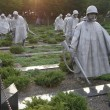Korean War Memorial — Foto Stock