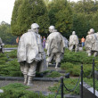 Korean War Memorial — Stock Photo #13971450