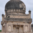 Qutb Shahi Tombs in Hyderabad, India — Foto Stock