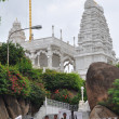 Stock Photo: BirlMandir (Hindu Temple) in Hyderabad, AndhrPradesh in India