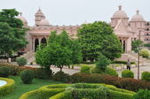 Shree Swaminarayan Gurukul in Hyderabad, Andhra Pradesh in India — Stock Photo