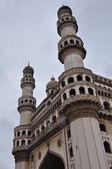Charminar in Hyderabad — Foto Stock