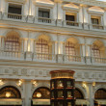 Venetian Hotel and Casino in Las Vegas — Stock Photo