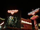Harley Davidson Cafe in Las Vegas — Stock Photo