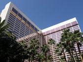 Flamingo Hotel and Casino in Las Vegas — Stock Photo