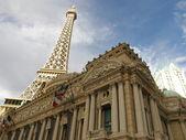 Paris Hotel and Casino in Las Vegas, Nevada — Stock Photo