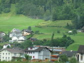 Engelberg in Switzerland — Stock Photo