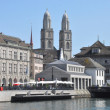 Zurich in Switzerland — Stock Photo