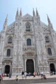 Duomo of Milan, Italy — Stock Photo