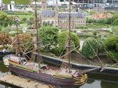 Madurodam in the The Hague, Netherlands — Zdjęcie stockowe