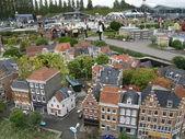 Madurodam in the The Hague, Netherlands — Stock Photo