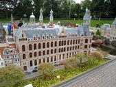 Madurodam in the The Hague, Netherlands — Stockfoto