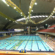 Swimming Pool at the Olympic Stadium in Montreal (Quebec), Canada — Stock Photo #14082214