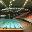 Swimming Pool at the Olympic Stadium in Montreal (Quebec), Canada — Stock Photo