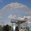 Biosphere in Montreal - Stock Photo
