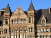 Old City Hall in Toronto, Canada — Stock Photo