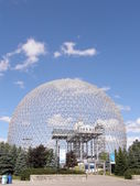Biosphere in Montreal — Stock Photo