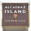 Stock Photo: Alcatraz Island in SFrancisco