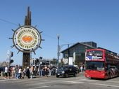 Fishermans Wharf in San Francisco — Stock Photo
