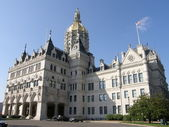 Connecticut State Capitol — Stock Photo