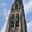 Stock Photo: Harkness Tower at Yale University