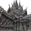 Sanctuary of Truth in Pattaya, Thailand — Stock Photo #14166062