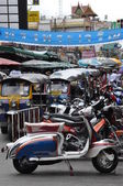 Khao San Road in Bangkok, Thailand — Stock Photo