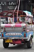 Khao San Road à Bangkok, Thaïlande — Photo
