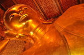 Tempio di wat pho a bangkok, thailandia — Foto Stock