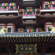 BuddhTooth Relic Temple in Singapore — Stock Photo #14175946