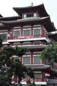 Buddha Tooth Relic Temple and Museum — Stock Photo