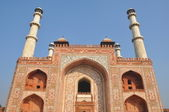 Akbar's Tomb at Sikandra (Agra) — Foto de Stock