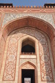 Akbar's Tomb at Sikandra (Agra) — Foto Stock