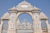 Temple in Mathura, India — Stock Photo