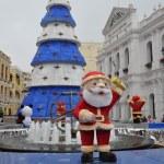 Christmas in Macau — Stock Photo