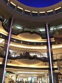 BurJuman shopping mall in Dubai, UAE — Stock Photo