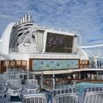 Ruby Princess Cruise Ship — Stock Photo #14276157