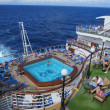 Stock Photo: Ruby Princess Cruise Ship