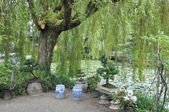 Dr. Sun Yat-Sen Classical Chinese Garden in Vancouver — Stock Photo