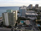 View of Fort Lauderdale — Stock Photo