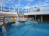 Ruby Princess Cruise Ship — Stock Photo