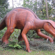 Dinosaur Replica - Stock Photo