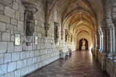 Ancient Spanish Monastery in Fort Lauderdale — Stock Photo