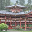 Byodo-In Temple in Oahu — Stock Photo