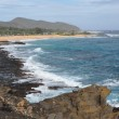 Stock Photo: East Coast of Oahu