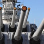 ������, ������: USS Missouri Battleship at Pearl Harbor