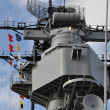 USS Missouri Battleship at Pearl Harbor — ストック写真